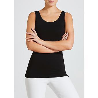Skinni Fit Ladies/Womens Plain Tank / Vest Top