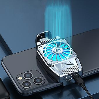 الهاتف المحمول المبرد المحمولة برودة الهاتف الخليوي مروحة التبريد السريع