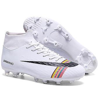 Futbal Futbal Cleats Dlhé hroty Tenisky Mäkká vnútorná obuv topánky