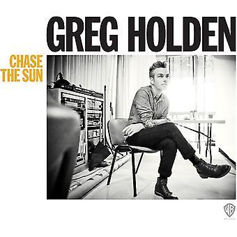 Greg Holden - Chase solen (Vinyl W/Digital nedladdning) [Vinyl] USA import