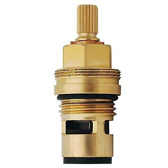 Grohe 45342000 1/2 Inch Carbodur Half Turn Flow On/Off Cartridge for Cold (Anti-Clockwise Close)