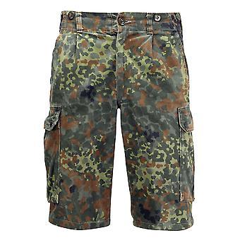 Echte Vintage deutsche Militär Shorts