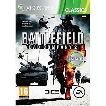 Battlefield Bad Company 2 klassikere Edition Xbox 360 spil