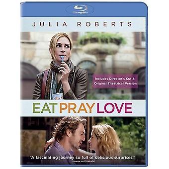 Spise bede kærlighed [BLU-RAY] USA import