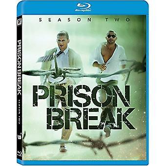 Prison Break: Season 2 [Blu-ray] Yhdysvallat tuoda