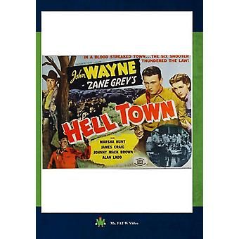 Hell Town [DVD] USA import