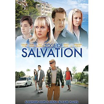 Edge of Salvation [DVD] USA import