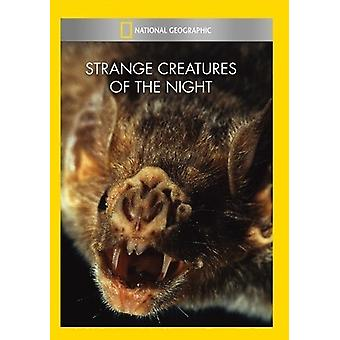 Strange Creatures of the Night [DVD] USA import
