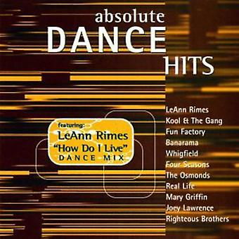 Absolute Dance Hits - Absolute Dance Hits [CD] USA import