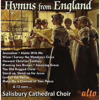 Coro Catedral de Salisbury - importación de Estados Unidos de himnos de Inglaterra [CD]