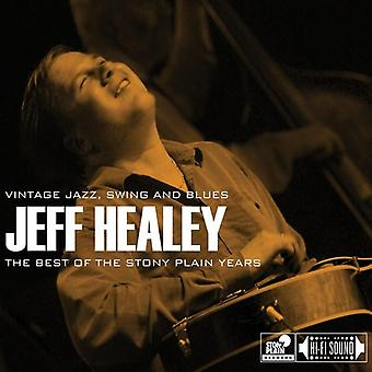 Jeff Healey - The Best of the Stony Plain Years [CD] USA import