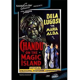Chandu auf den Magic Island [DVD] USA importieren