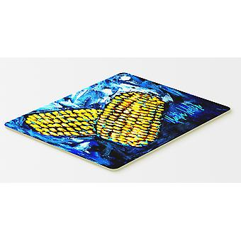 Carolines Treasures  MW1235CMT Two Corn Please Kitchen or Bath Mat 20x30