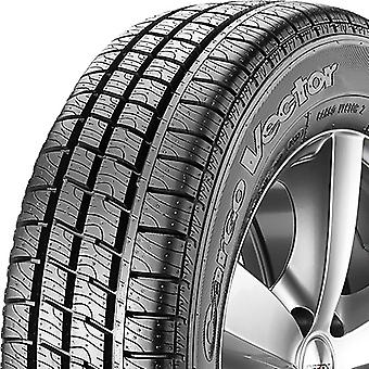 All-season tyres Goodyear Cargo Vector 2 ( 215/60 R17C 109/107T 8PR Dual Branding 104H )