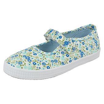 Mädchen Startrite Casual Canvas Schuhe Portofino