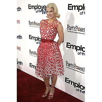 Jessica Simpson At Arrivals For Employee Of The Month Premiere GraumanS Chinese Theatre Los Angeles Ca September 19 2006 Photo By Jeremy MontemagniEverett Collection Celebrity