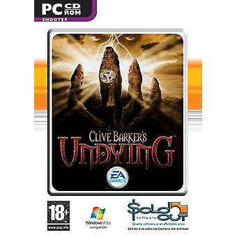 Clive Barkers Undying (PC) - Usine scellée