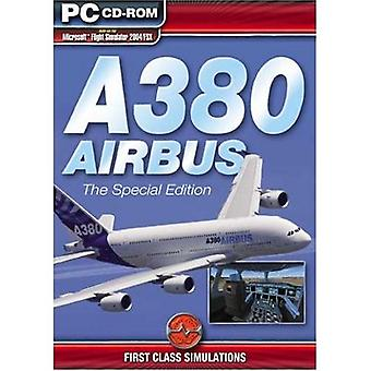 A380 Special Edition add-on til FS 2004FSX (PC CD)-ny