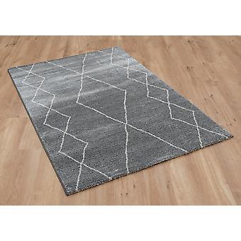 Skald 49007 4262 Grey Room rechthoek tapijten Plain/bijna gewoon tapijten