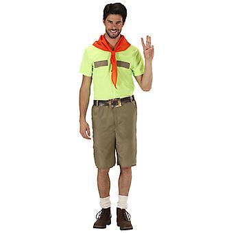 Boy Scout (chemise Shorts ceinture foulard)