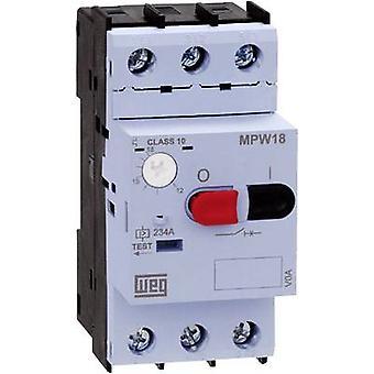 WEG MPW18-3-C063 Overload relay adjustable 0.63 A 1 pc(s)