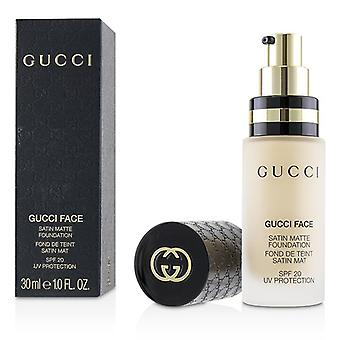 Gucci Gucci Face Satin Matte Foundation Spf 20 - # 050 - 30ml/1oz