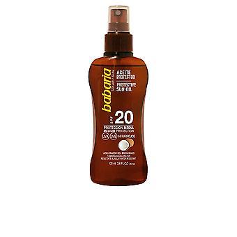 Babaria zonne-Aceite Coco Spray Spf20 100 Ml Unisex