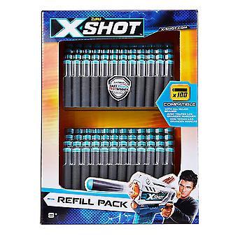 Zuru X skott 100 Dart Refill Pack