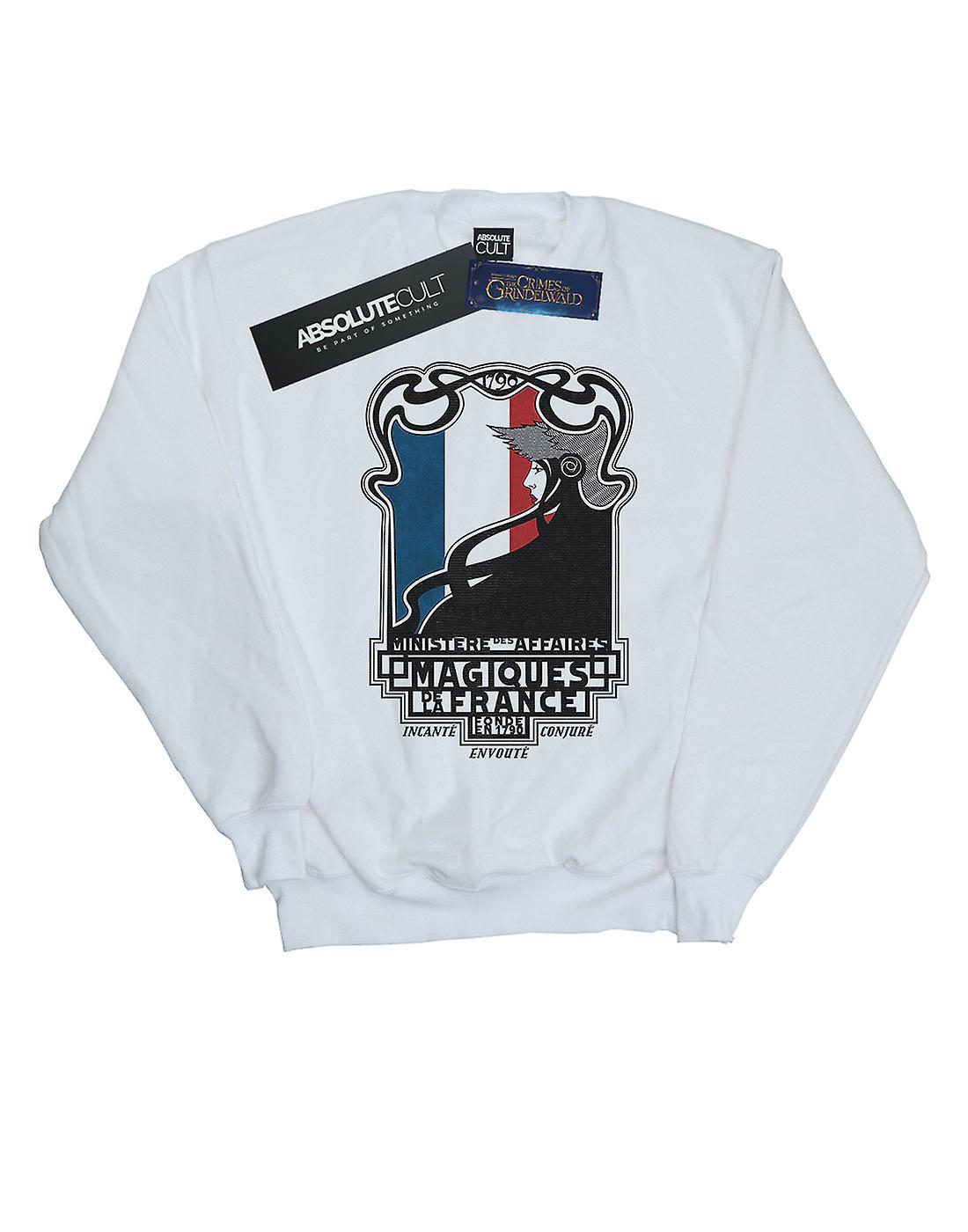 Fantastic Beasts Boys Magiques De La France Sweatshirt