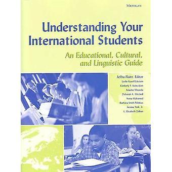 Forstå din internationale studerende - et pædagogisk - kulturelle