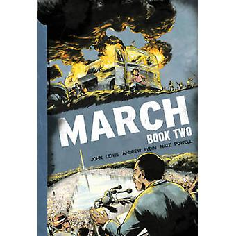 March - Book Two by Nate Powell - John Lewis - Andrew Aydin - 97816030