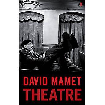 Teatro (principal) de David Mamet - libro 9780571255245