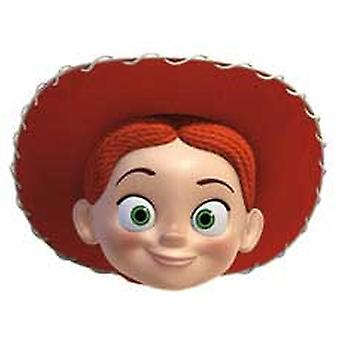 Jessie Card Fancy Dress Mask (Toy Story)