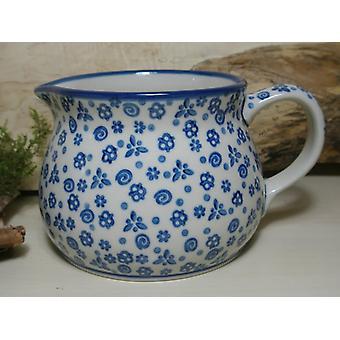 Jar, 1500 ml, height 12 cm, tradition 12 - boleslawiec aardewerk - BSN 7427