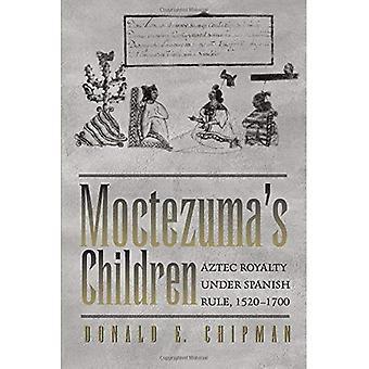 Crianças do Moctezuma: realeza asteca sob domínio espanhol, 1520-1700