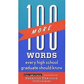 100 słów każdy absolwent szkoły średniej powinien wiedzieć (100 słów)
