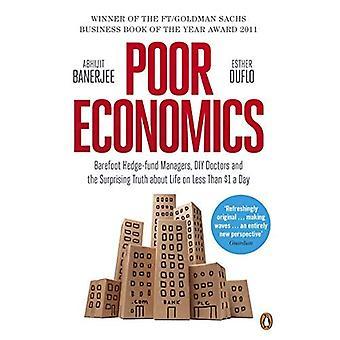 Pobre economía: Descalzo los-gestores de fondos, los doctores DIY y la sorprendente verdad acerca de la vida en menos de 1 dólar al día