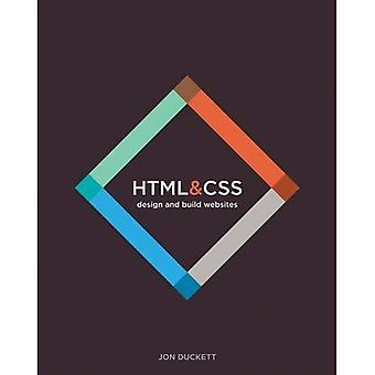 HTML en CSS: ontwerpen en bouwen van Websites