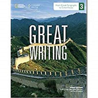 Great Writing 3: Text with Online Access Code