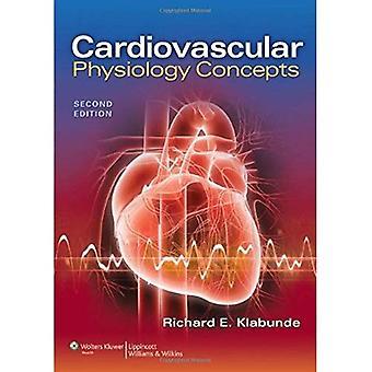 Kardiovaskulär fysiologi begrepp