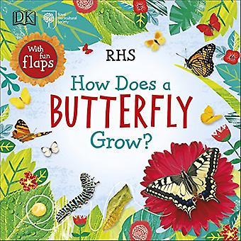 RHS hur växer en fjäril? [Styrelse bok]