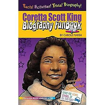 Coretta Scott King Biographie Funbook (Biographie Funbooks)