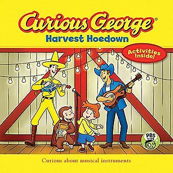 Curioso George Harvest Hoedown (Cgtv 8x8)
