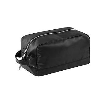 Bagbase Onyx Zip Fastened Toiletry/Wash Bag