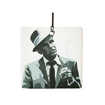 Frank Sinatra Car Air Freshener