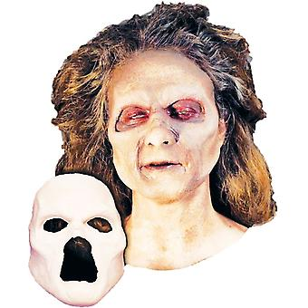 Morts-vivants Zombie mousse Latex visage