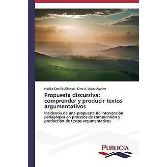 Propuesta discursiva comprender y producir textos argumentativos door Castillo Alfonso Hadda