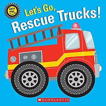 Let's Go, vrachtwagens te redden!