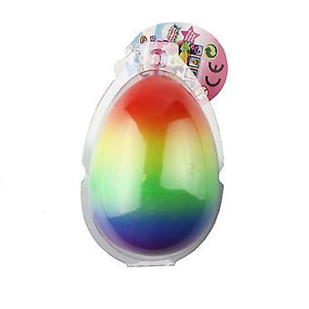 Huevo con unicornio en crecimiento