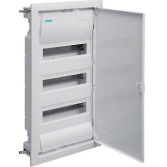 Hager VH36NC Switchboard cabinet Cavity wall No. of partitions = 36 No. of rows = 3